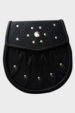 Leather Sporrans