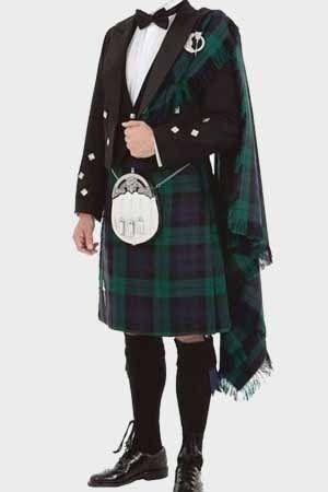 Prince Charlie Kilt Outfits